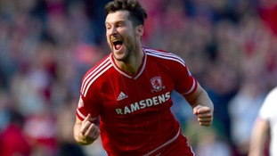 David Nugent has a formidable record against Ipswich Town.