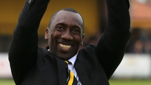 Bitter blow for Burton Albion as Hasselbaink departs