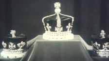 The diamond is on display at the Tower of London