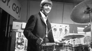 Ringo Starr's 1963 drum kit sells for £1.4m at US auction