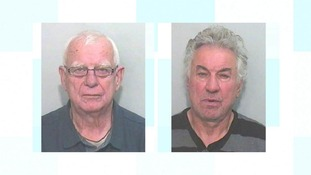 Michael Kinkaid and Anthony Wright have been jailed for seven years