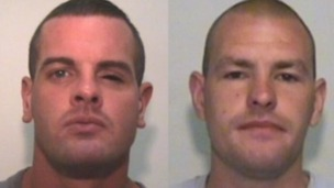Dale Cregan and Anthony Wilkinson are wanted in connection with the murder of David Short.