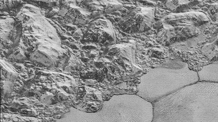 NASA releases high-resolution images of Pluto