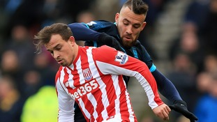 Premier League match report: Stoke City 2-0 Manchester City