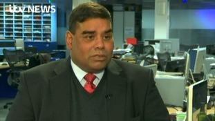 Khalid Mahmood, MP Birmingham Perry Barr