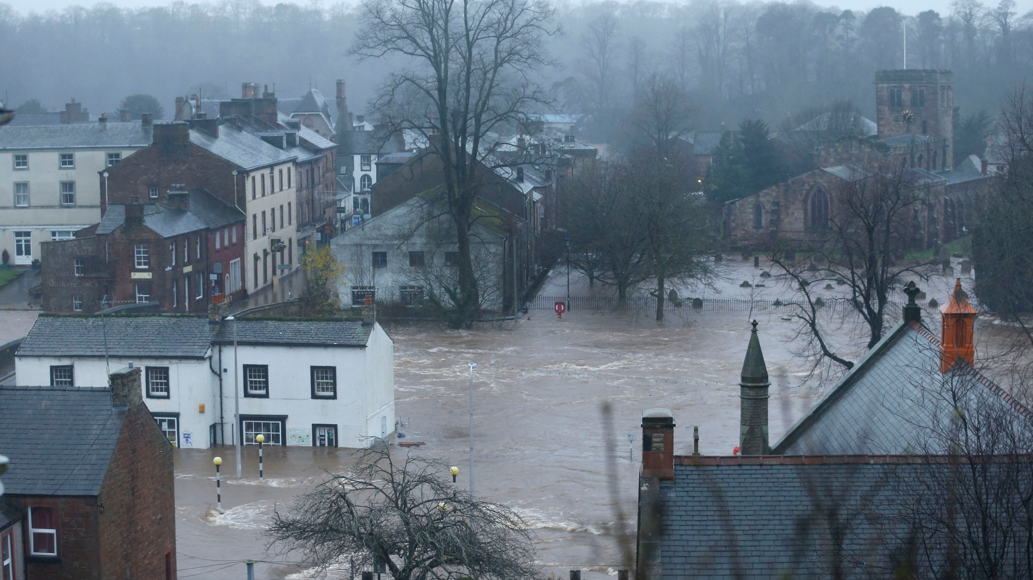 Floods What To Do If You Are Affected Itv News