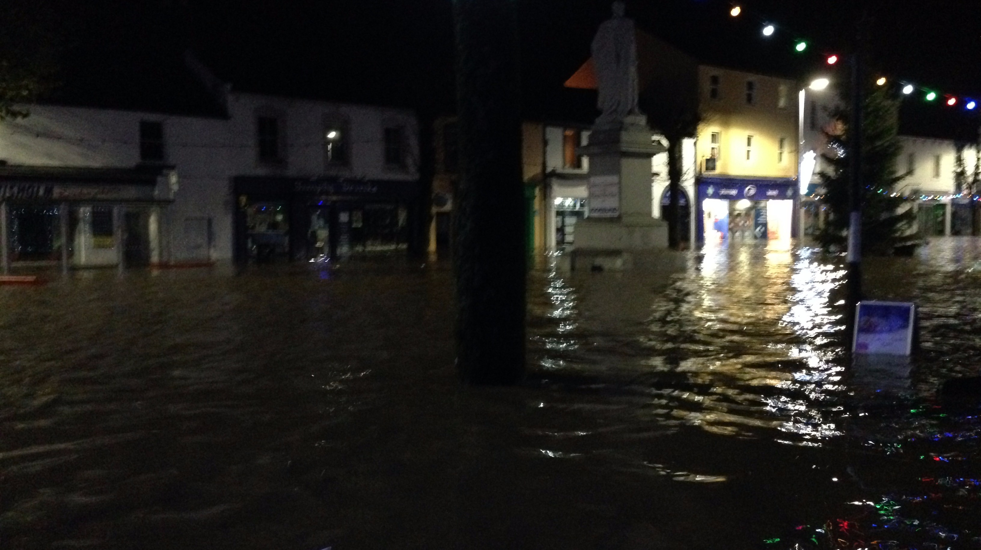 Flooding In Cockermouth Latest Pictures Border Itv News