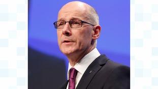 Deputy First Minister John Swinney pledges Scottish Government help to flood-hit communities