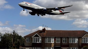 Unite backs Heathrow third runway calling it 'fundamental' to economic success