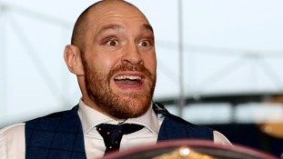 World boxing champion Tyson Fury on the back foot over comments about women