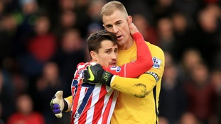 Joe Hart: Manchester City have a great squad - we'll stick together
