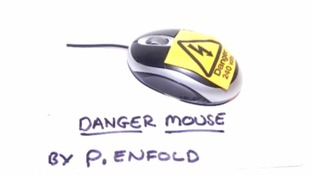 'Danger Mouse' is among the finalists for this year's Turnip Prize