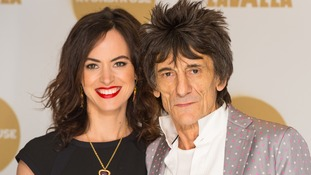 Rolling Stone Ronnie Wood set to become a father again