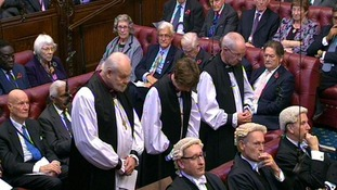 Report calls for fewer Church of England bishops in House of Lords
