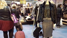 Clothes Show in Birmingham this weekend
