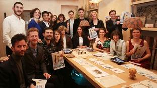 "Turner Prize 2015 winners ""Assemble"""
