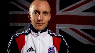 Judo star Ben Quilter.