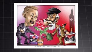 Bryant cartoon