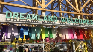 Dreamland struggles to clear £3m debts