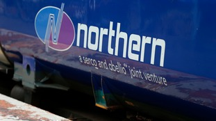 A northern rail train