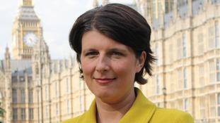 ITV Anglia's Political Correspondent Emma Hutchinson