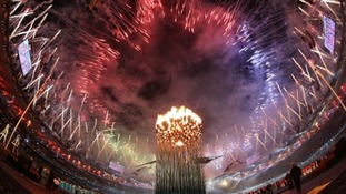 Paralympic Games 'return home' to UK with a spectacular Big Bang