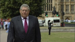 Northampton South MP Brian Binley