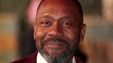 Lenny Henry is set to receive an award