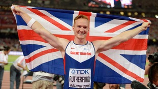 Greg Rutherford won't withdraw from Spoty awards over Tyson Fury comments