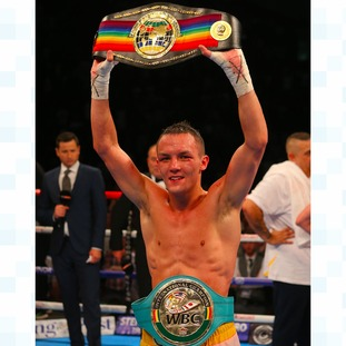 Josh Warrington has been forced to pull out of his latest fight