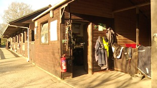 Equipment stolen from disabled riding centre