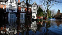 Government announces £50m fund for flood victims
