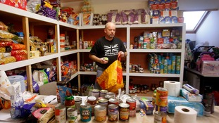 David Cameron urged to help 'armies of people going hungry in UK'