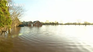 St Michael's on Wyre was hit by widespread flooding earlier in the week