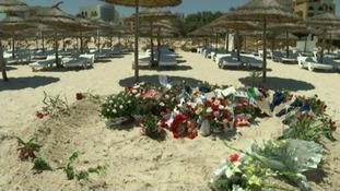 38 people were killed in the Tunisia attacks.