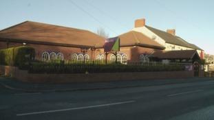 The Angeethi restaurant, Gateshead.