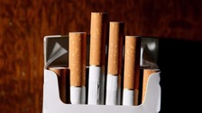 There will be 'standardised plain packaging' on cigarettes from next year.