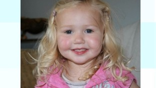 Four-year-old Mitzi Rosanna Steady was among those killed in the crash.