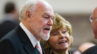 Timothy West says dementia is causing the 'gradual disappearance' of his wife Prunella Scales