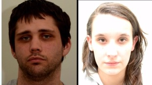 Nathan Matthews (left) and Shauna Hoare (right).