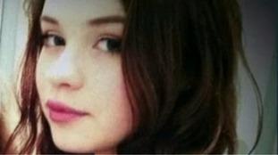 Bristol teenager Becky Watts.