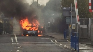 ITV News reveals there have been 264 fires involving Vauxhall Zafiras since 2013