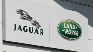 Jaguar Land Rover Halewood Operations Plant, Halewood, Liverpool.