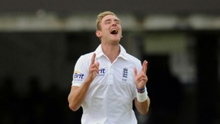 Stuart Broad named in ICC Test Team of the Year