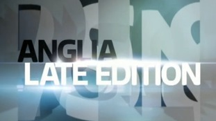 Anglia Late Edition is ITV's regional politics programme for the East of England.