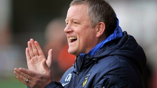 Northampton's Chris Wilder