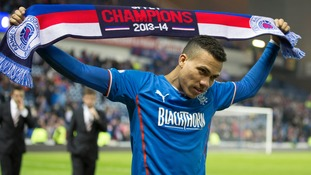 Tributes pour in for in for ex-Rangers footballer Arnold Peralta who was shot in Honduras