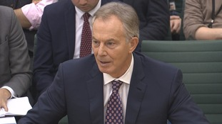 Tony Blair: Engaging with Gaddafi stopped Islamic State getting chemical weapons