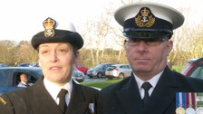 two sea cadets