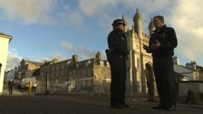 Devon and Cornwall police have been praised for exposing failings in government funding